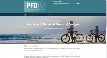 Personal Financial Designs