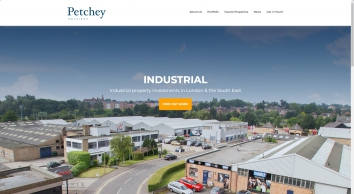 Petchey Holdings Limited Estate and Letting Agents in London