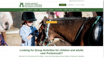 Peter Ashley Activity Centres