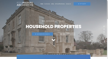 Peter Bradford Architects Sponsored