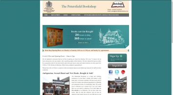 The Petersfield Book Shop