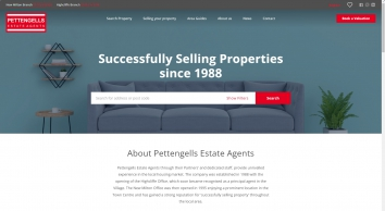 Pettengells Estate Agents, Christchurch