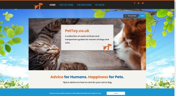 Pet Toy UK | Reviews, Guides, Articles & Tips for Pet Owners