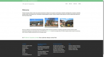 carpenter reading | Berkshire contract carpenter | Labour only carpenter | Contract carpenter