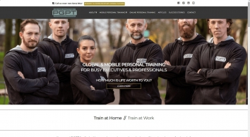 PGPT - Mobile Personal Training London | Bespoke Personal Training