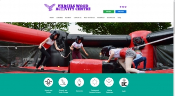 Phasels Wood Activity Centre