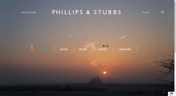 Phillips Stubbs, Rye