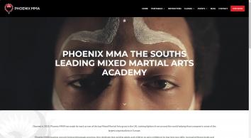 Phoenix MMA Academy, Gyms in Bournemouth, Southampton, Gosport