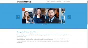 Photographer in Toronto - Peter Mintz - Photographer in Toronto