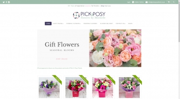 Pick A Posy | Expert Florists in Rochester, Kent since early 60\'s