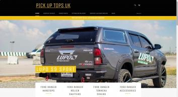 Pickup Tops UK