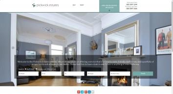 Pickwick Estates, Dulwich