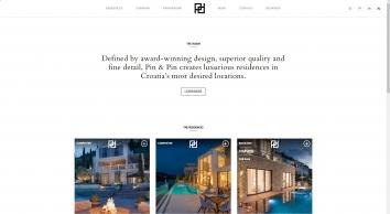 Pin & Pin   Luxury Property Developers Croatia
