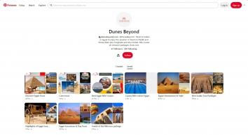 Dunes Beyond (DunesBeyond) on Pinterest