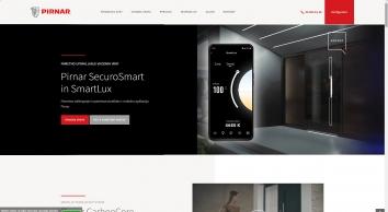 Vhodna vrata Pirnar – čudovita, drzna, brezkompromisna
