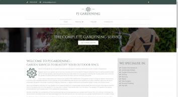 PJ Gardening Watford