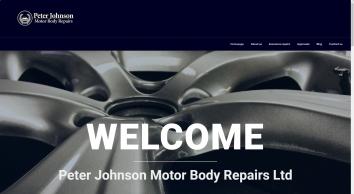 Peter Johnson Motor Body Repairs