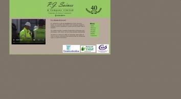 P J Saines & Co Ltd