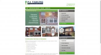 pjtarlingconstruction.co.uk