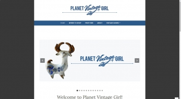 The Planet Vintage Girl Warehouse
