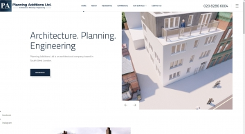 Planning Additions Ltd