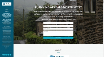 Planning Appeals North West