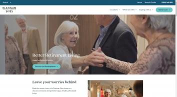 Retirement Offer - Platinum Skies