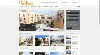 Playa Blanca Properties, Lanzarote