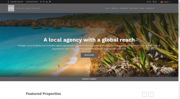 Portugal Luxury Property Portfolio Real Estate Agent - PLP
