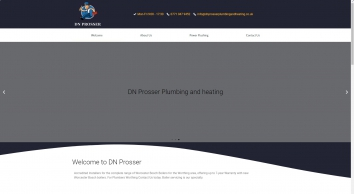 David N Prosser Plumbing & Heating Ltd