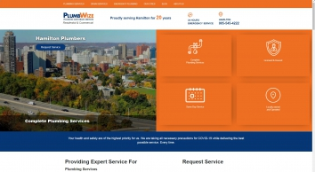PlumbWize Plumbing & Drain Services