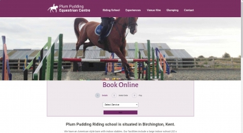 Plum Pudding Equestrian Centre