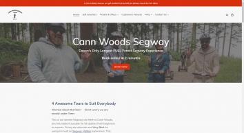 Segway Plymouth   Cann Woods   Devon\'s Best Segway Off-Road Fun