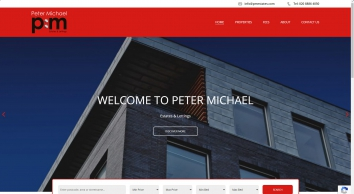 Peter Michael Estates & Lettings Letting Agents in London