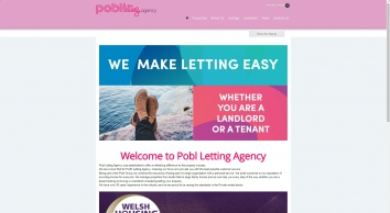 Pobl Letting Agency, Newport