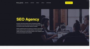 POLARIS Agency: SEO Agency in London | Digital Marketing