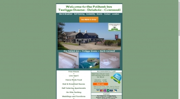 Bed and Breakfast in North Cornwall. The Poldark Inn
