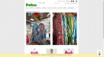 Poltsa Boutique - Stunning Ladies Clothing, Accessories and Gifts