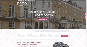 Pomp Properties | Estate& Letting Agents in Earls Court