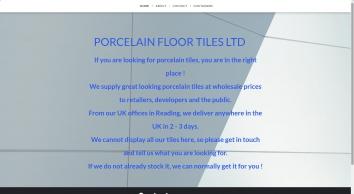 Porcelain Floor Tiles Ltd