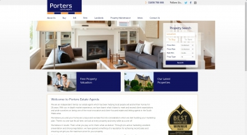Porters Estate Agents, Bridgend
