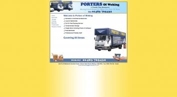 Porters Of Woking