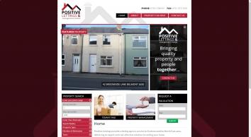 Positive Lettings & Management Ltd