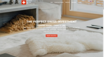Powder Byrne Properties specialists in Luxury Ski Chalets in Switzerland