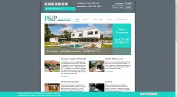 P & P Glass Ltd
