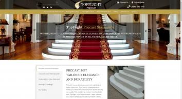 Precast Concrete Stairs - Topflight