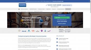Property Developer Insurance | Right Cover & Price | Premier BusinessCare