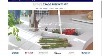 Premier Trade Surfaces Ltd