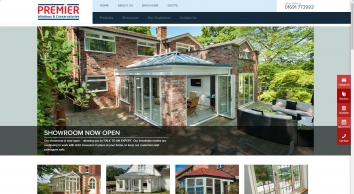 Premier Windows & Conservatories | Double Glazing | Orangeries | Shropshire | North Wales