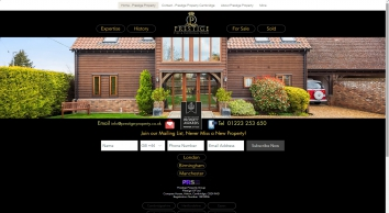 Prestige Property Group, Sherborne